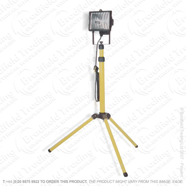 B21) Flood Light Telescopic 1x 500W 240V