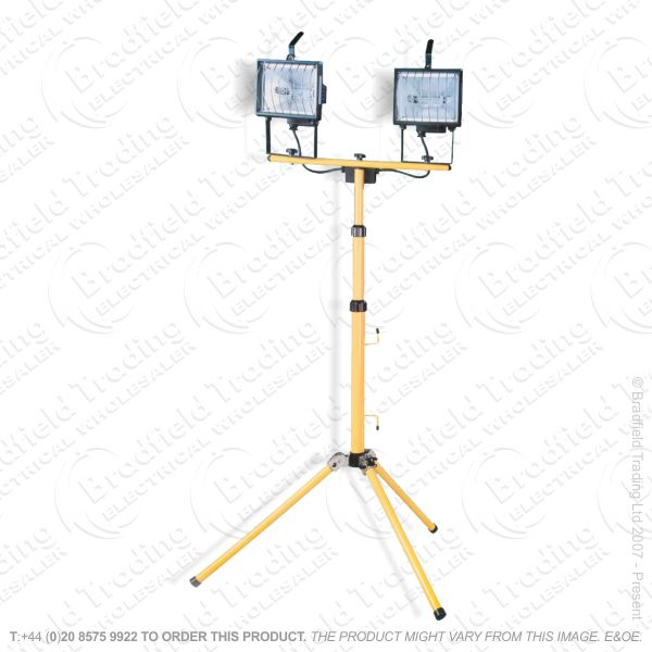 B21) Flood Light Telescopic 2x 500W 240w