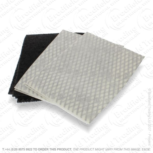 C19) Filter Cooker 470x570mm Act Char CH3