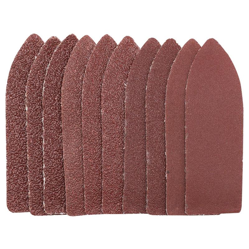 Sanding Pads Finger 67x22 Assor DRA
