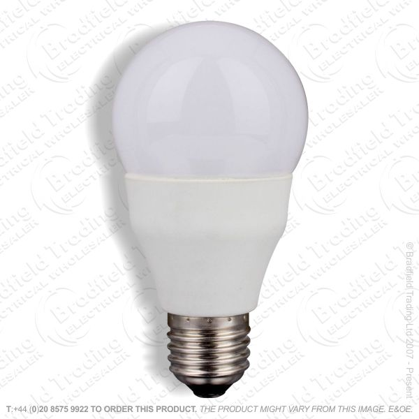 A20) LED GLS 9W ES 4k Cool Dimmable BELL