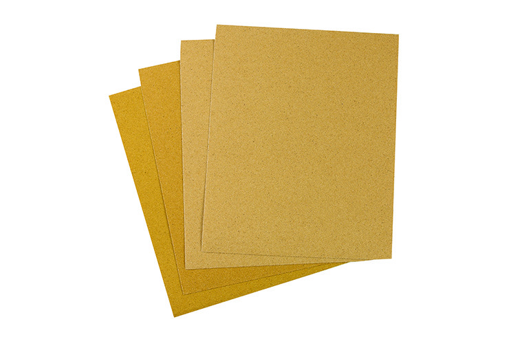 Sand Paper 4pk Assorted HARRIS