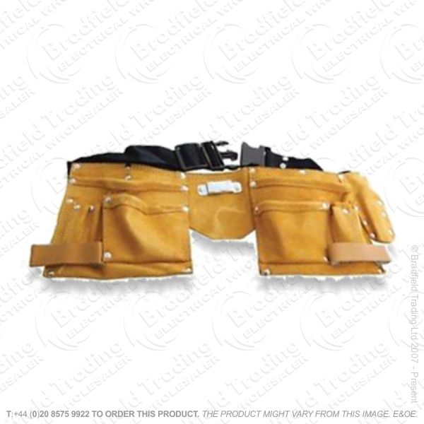 G50) Twin Leather Tool Pouch ECO