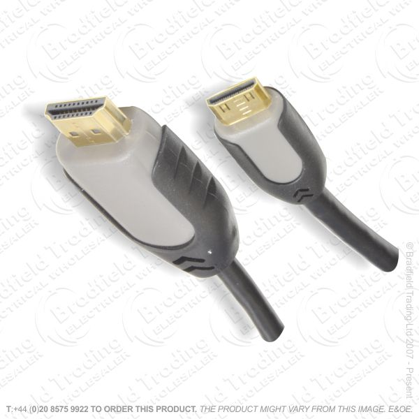 E28) HDMI- Mini HDMI Lead plug-plug 1.5M