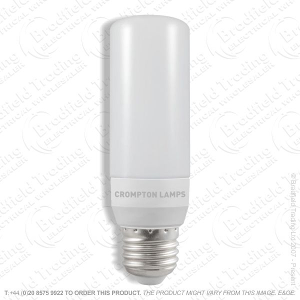 A20) 7.5W LED GLS ES 3k Stick 806lm CROMPTON