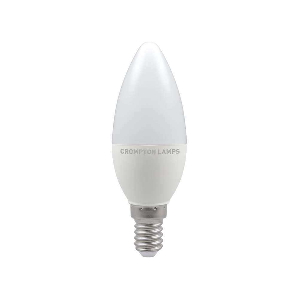 5.5W LED Candle SES 6500k Dimmable CROM