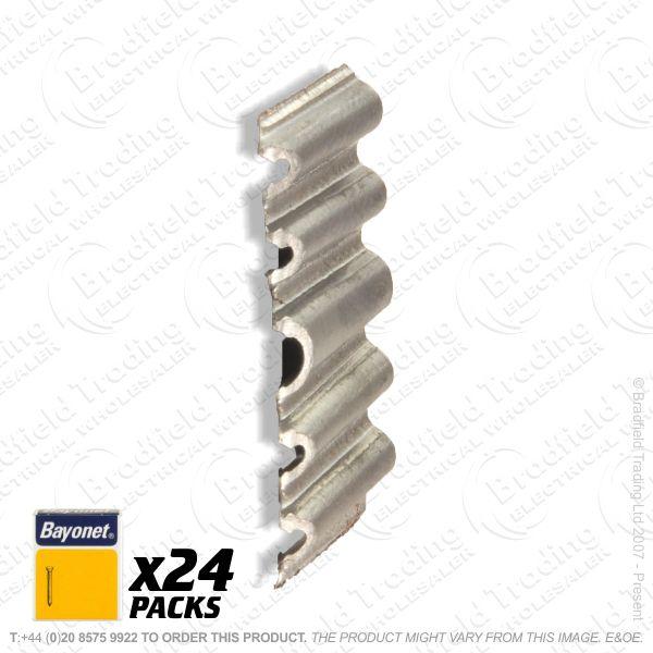 G09) Corrugated Fastners 13mm (24) Box