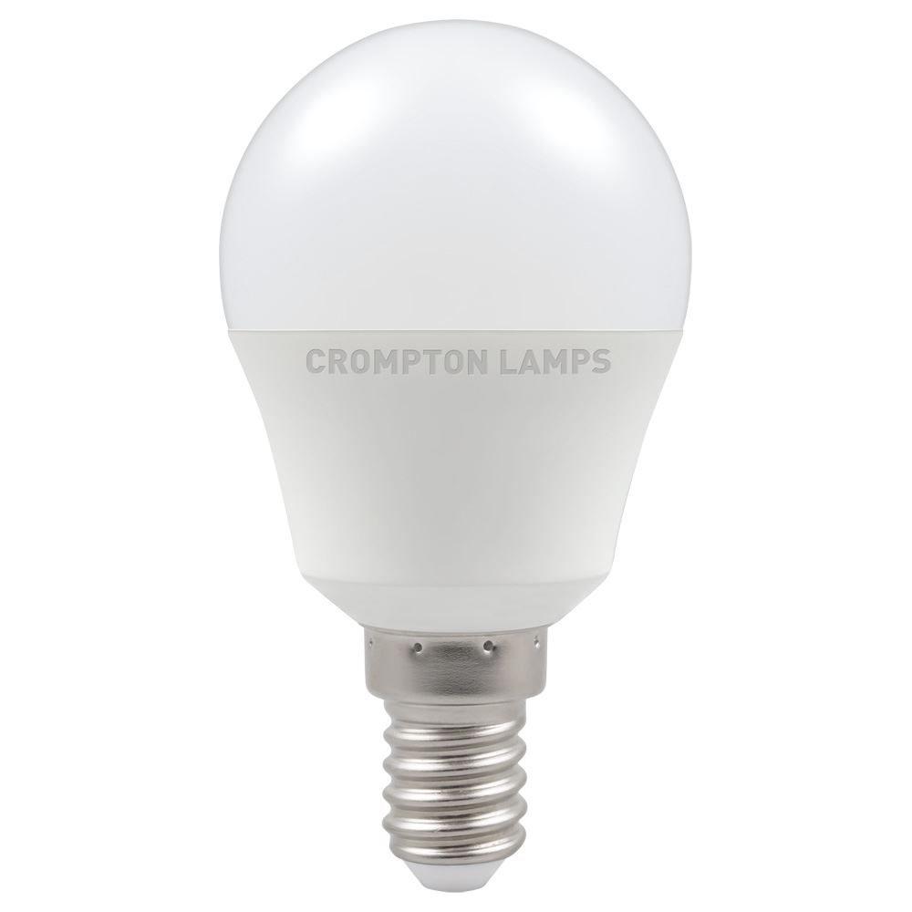 LED Golf 5.5W SES 27k 240V CROMPTON