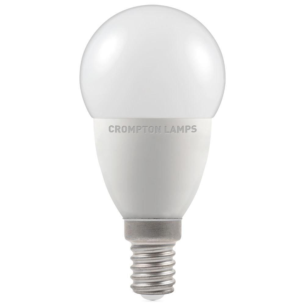 LED Golf 5.5W SES 4000k 240V CROMPTON