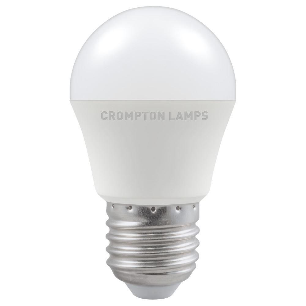 LED Golf 5.5W ES 6500k 240V CROMPTON