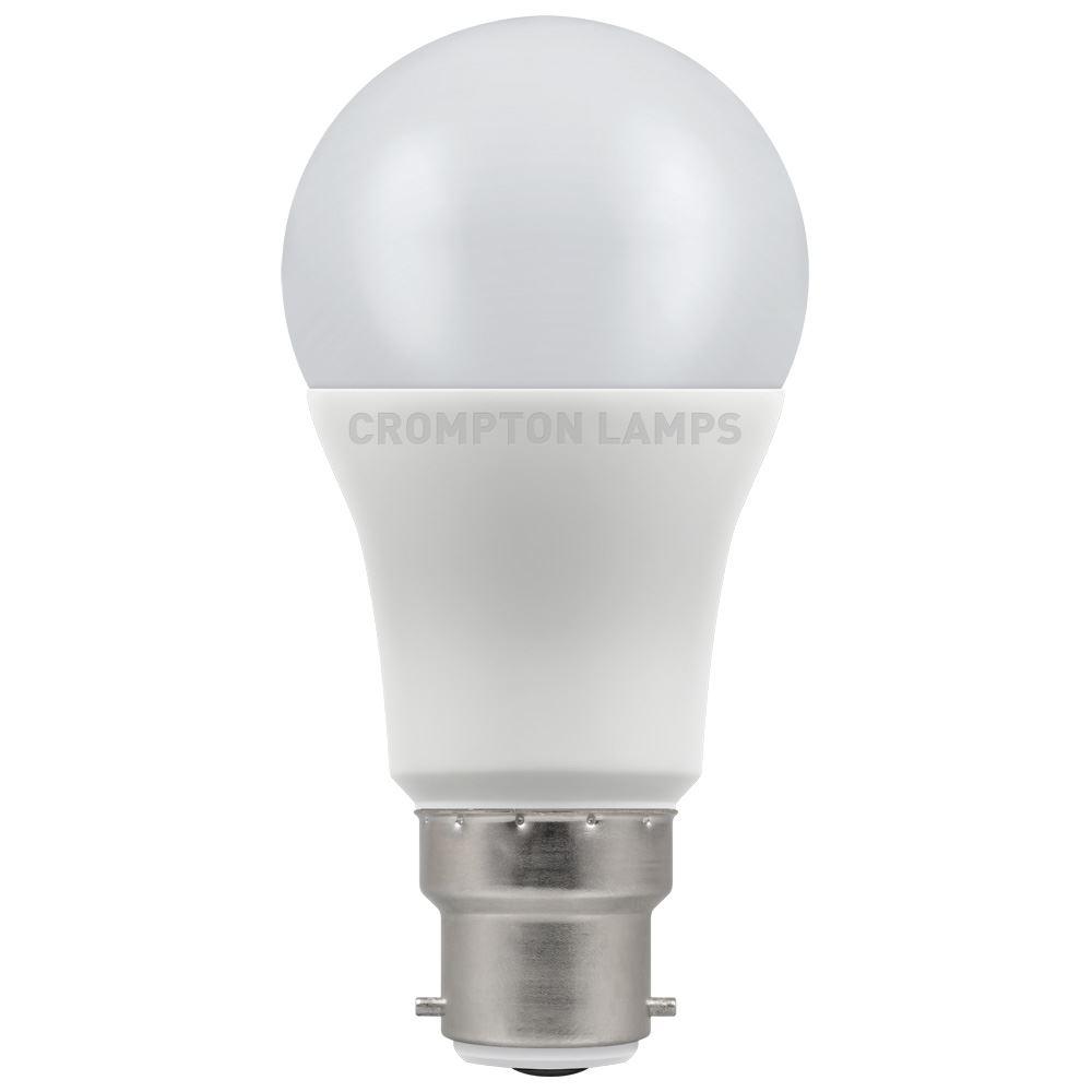 11W LED GLS BC 65k 240V Dimm CROMPTON
