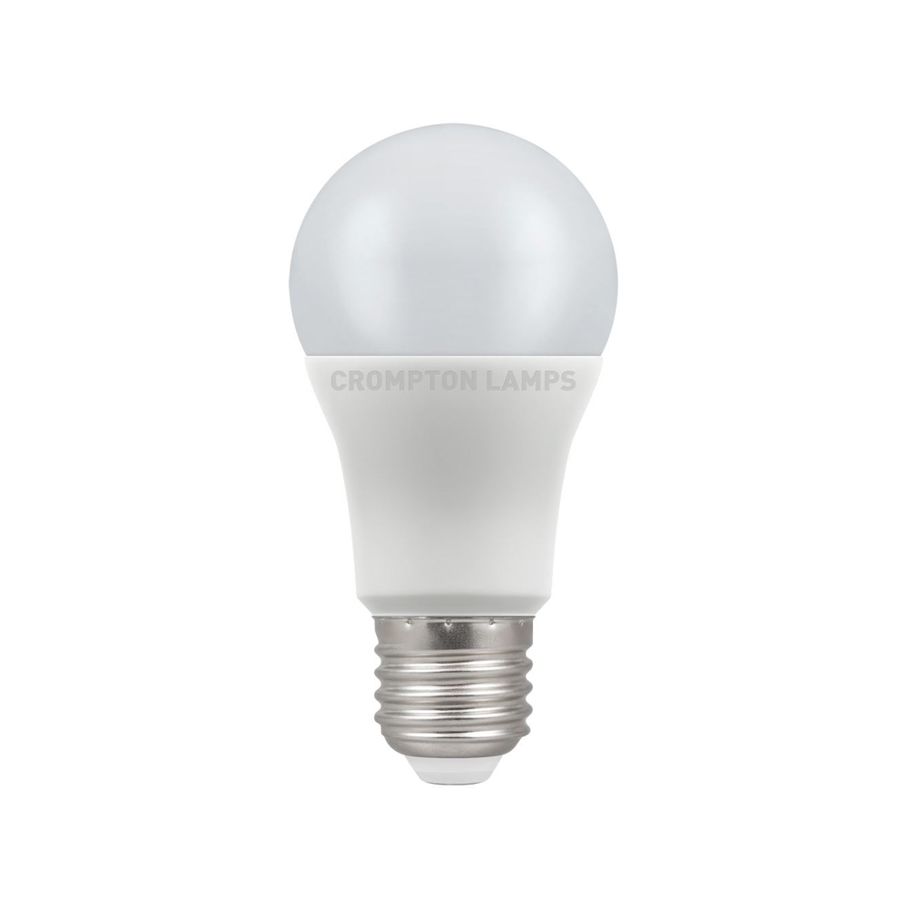 11W LED GLS ES 65k 240V Dimm CROMPTON