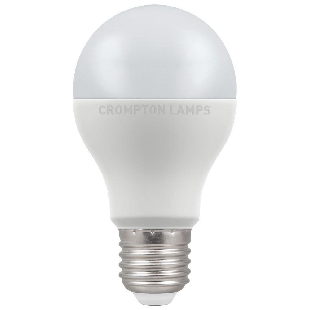 14W LED GLS ES 27k Dimm CROMPTON