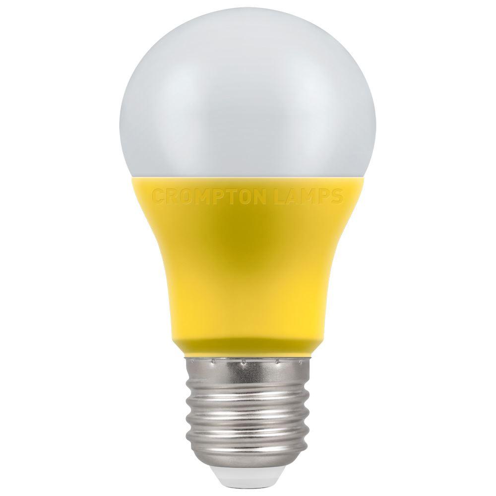 9W LED GLS ES 2700k 110V CROMPTON