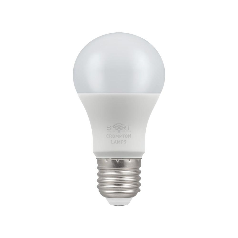 8.5W LED Smart WiFi GLS RGBW ES CROMPTON