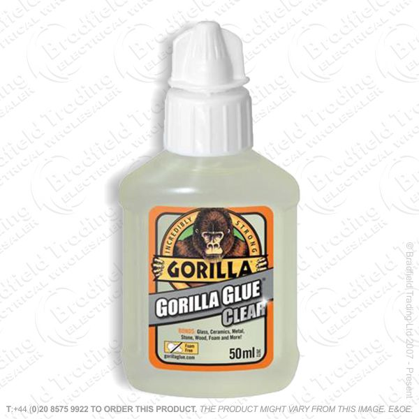 Original Glue Clear 50ml GORILLA
