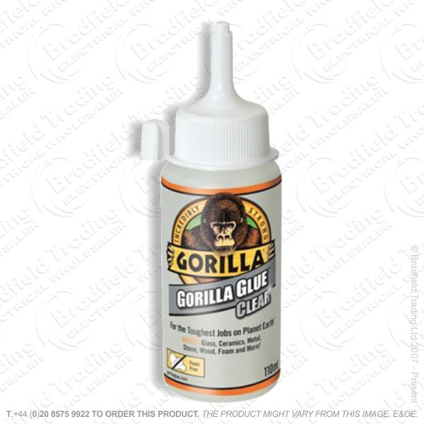 Original Glue Clear 110ml GORILLA