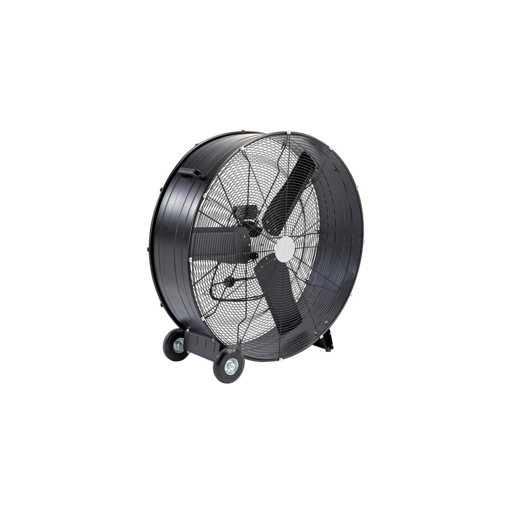 Drum Fan 24  High Velocity DRAPER