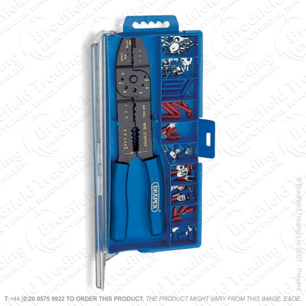 G41) Crimping Tool Kit DRAPER