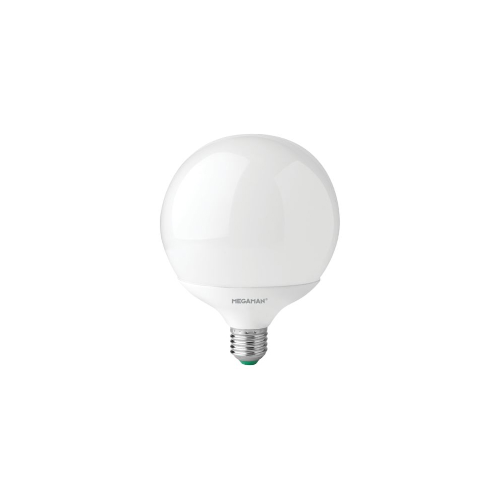 LED Globe 120mm 14W ES 6500k WW Megaman
