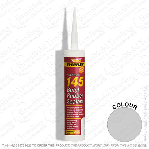 G15) Butyl Rubber Sealant C3 Grey EVER