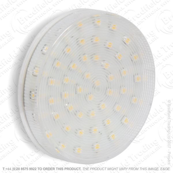 A47) Disclight GX53 5W LED 2800k MEGAM