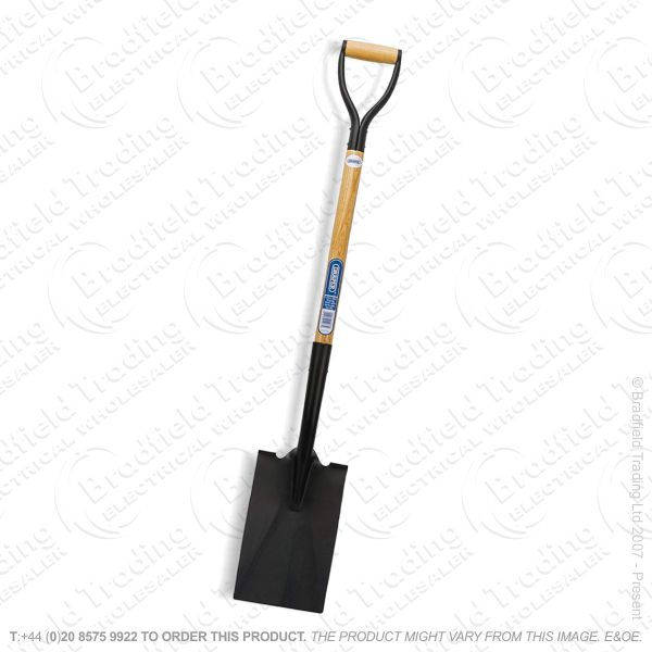 Digging Spade Wood Handle DRAPER