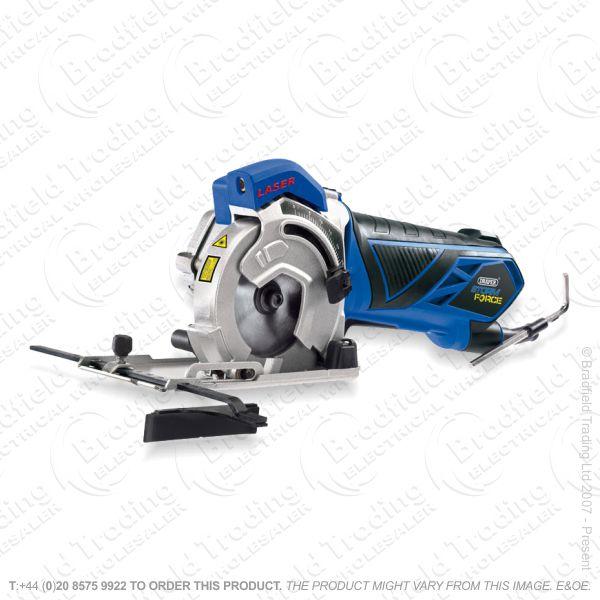 G26) Mini Plunge Saw 600w DRAPER