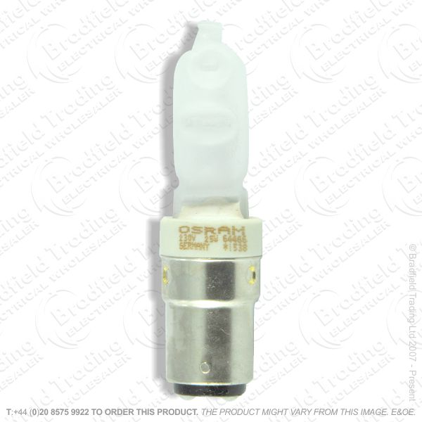 A56) Halolux SBC frosted 150W OSR