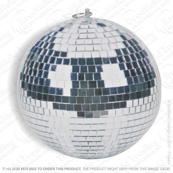 D12) Mirror Ball 20cm Disco