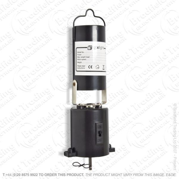 D12) Mirror Ball Motor Battery Power