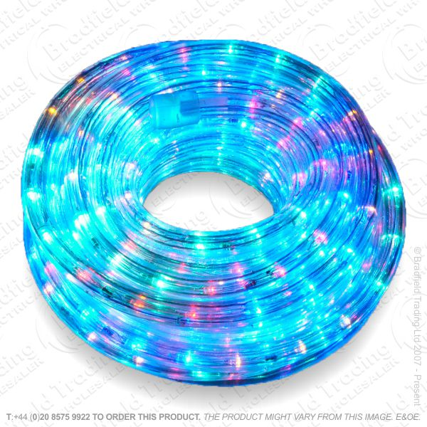 LED Flex Rope Light Multi Colour 10M 1.5M