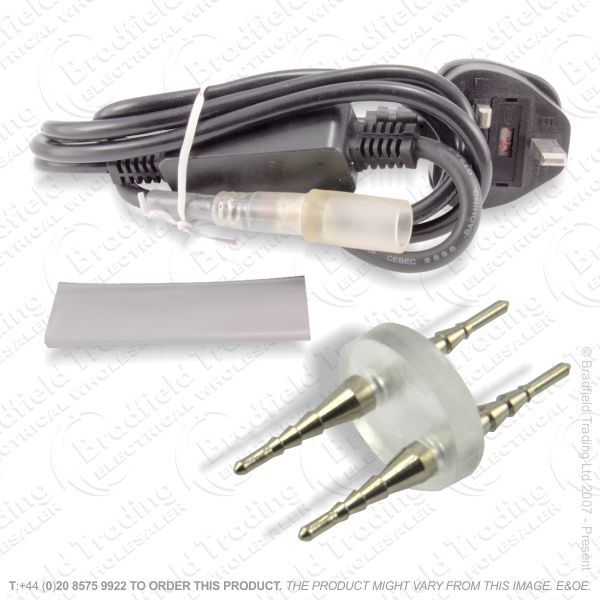 D14) LED Flex Connection Kit Mains 240V