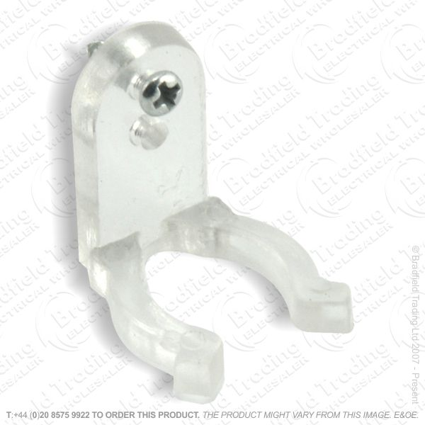 D14) Ropelight Clips 13mm **Sold in Singles**