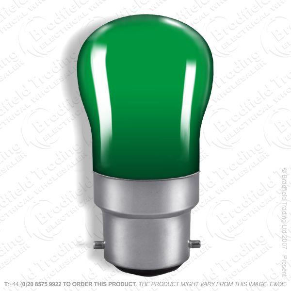 A08) Pygmy Coloured BC Green 15W