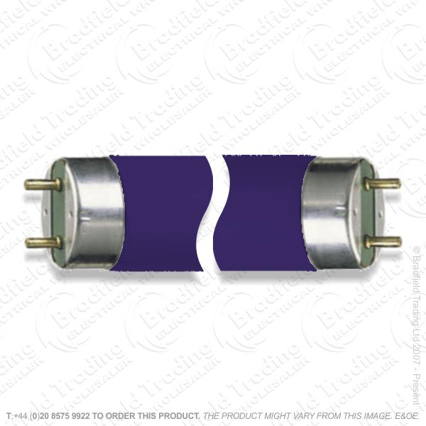 A82) UV Blacklight Blue T8 15W 18  Tube