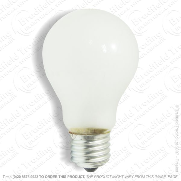 A02) GLS ES pearl 15W 110V Bulb