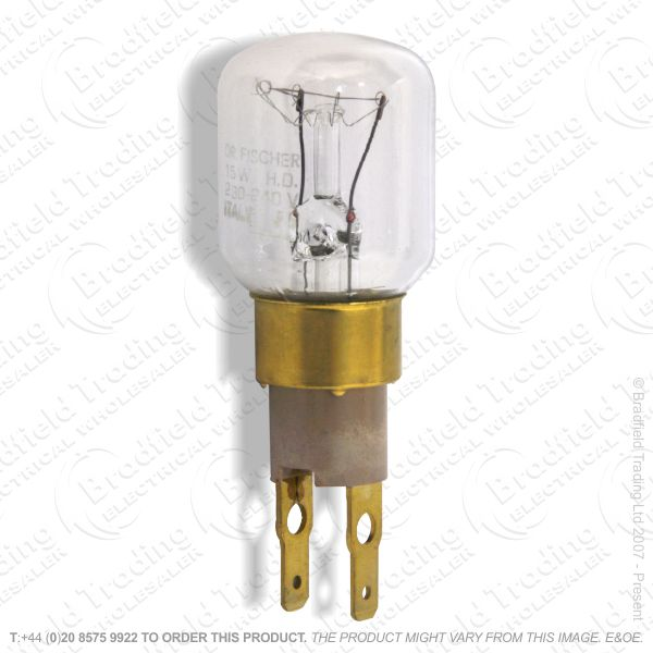 A86) Microwave T Click Metal 240V 15W