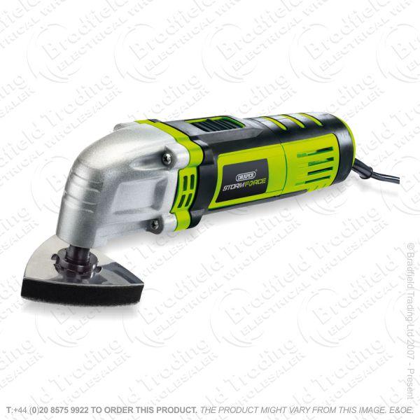 G27) Multi Tool Kit Oscillating 400w 230v DRA