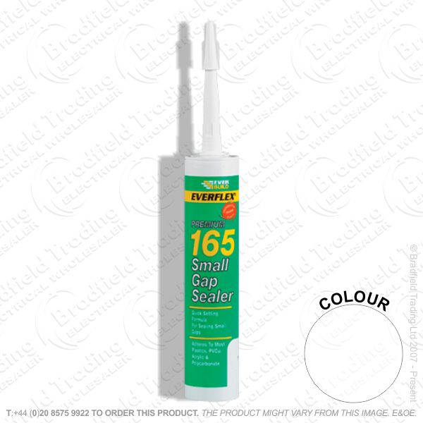 G14) Small Gap Sealant C3 White EVER