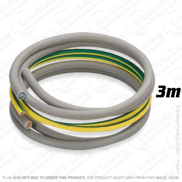 H05) Meter Tails 16mm 3M pack