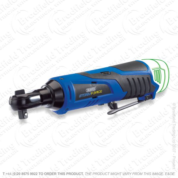 G25) 10.8V Impact Wrench No Bat DRAPER