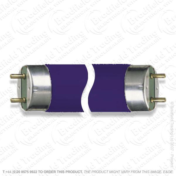 A82) UV Blacklight Blue T8 18W 2ft Tube