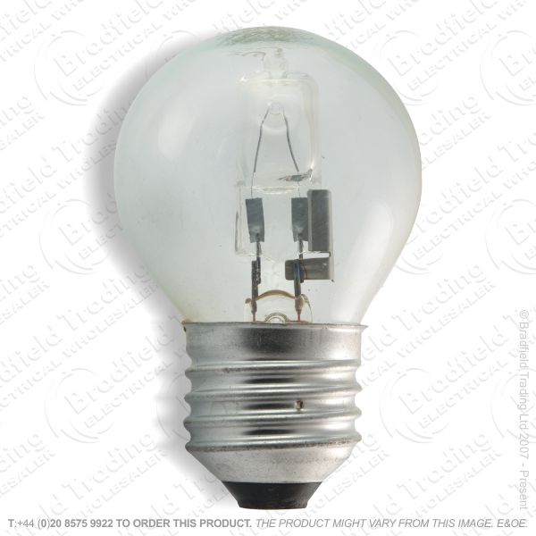 A12) Golf Halogen ES Clear 18W (23w) Lamp