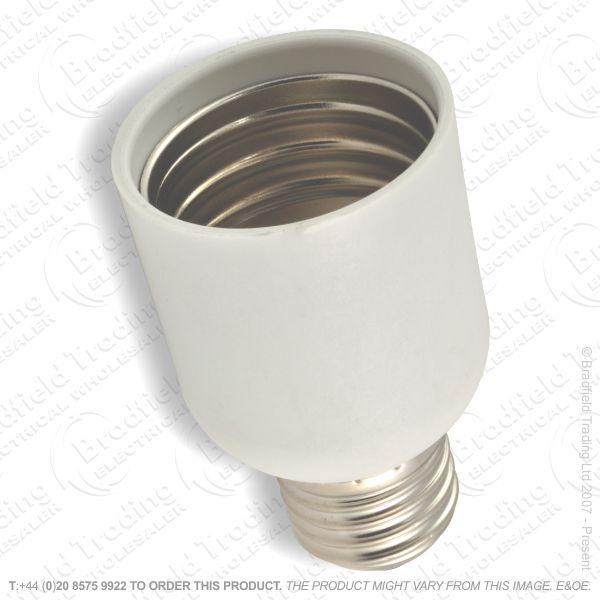 B05) Adaptor GES E40 (Fem) to ES (Male)