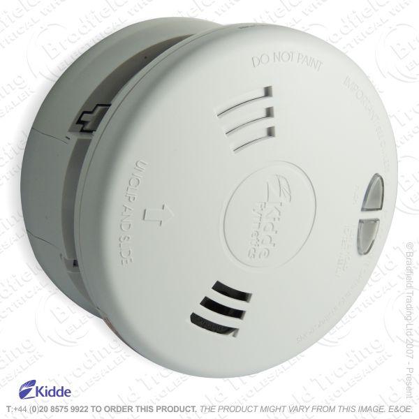 I04) Kiddie Slick Ionisation AC Alarm