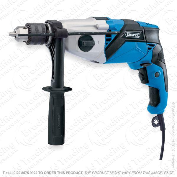 G25) Hammer Drill 1010w 230v DRAPER