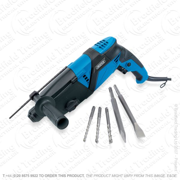 G25) Hammer Drill SDS 240v 750w DRAPER
