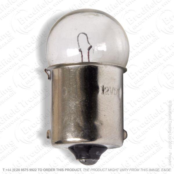 A89) Car Lamp 12V 5W BA15S (Tail)