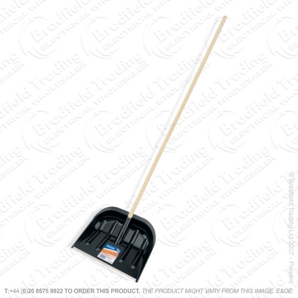 G47) Snow Shovel Long Handle DRAPER